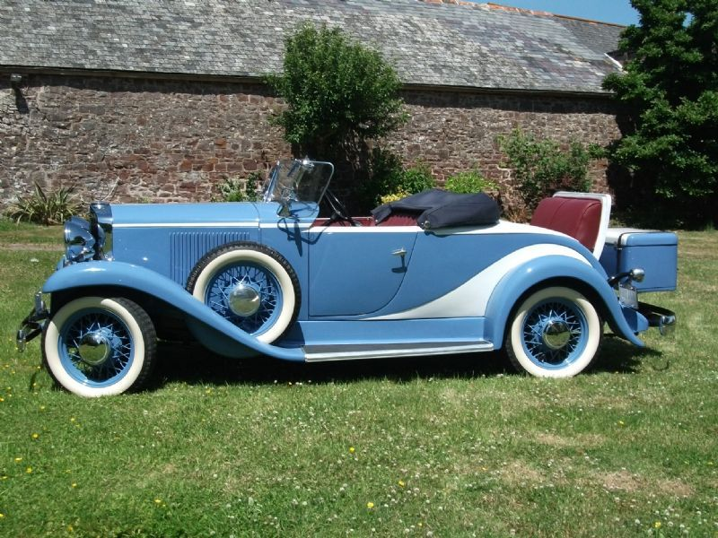 1933 Hupmobile B 316 Roadster Lhd Classic Cars Antique Cars