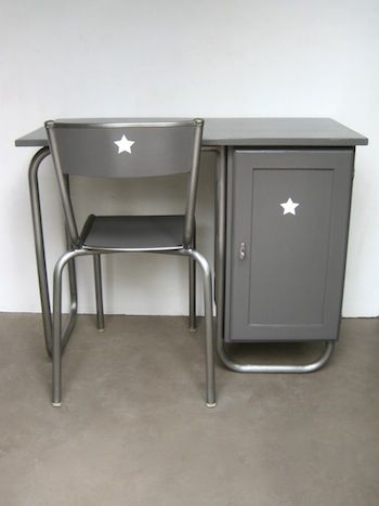 Bureau de ma tre d cole mobilier de salon bureau ecolier et chambre enfant - Customiser un bureau ...