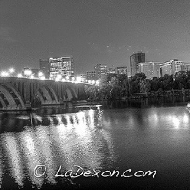Triangulate: Potomac River #DC #Photography #Landscape