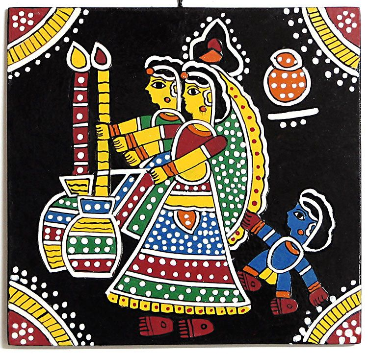 Image result for madhubani paintings easy. Image result for madhubani paintings easy   Different Indian