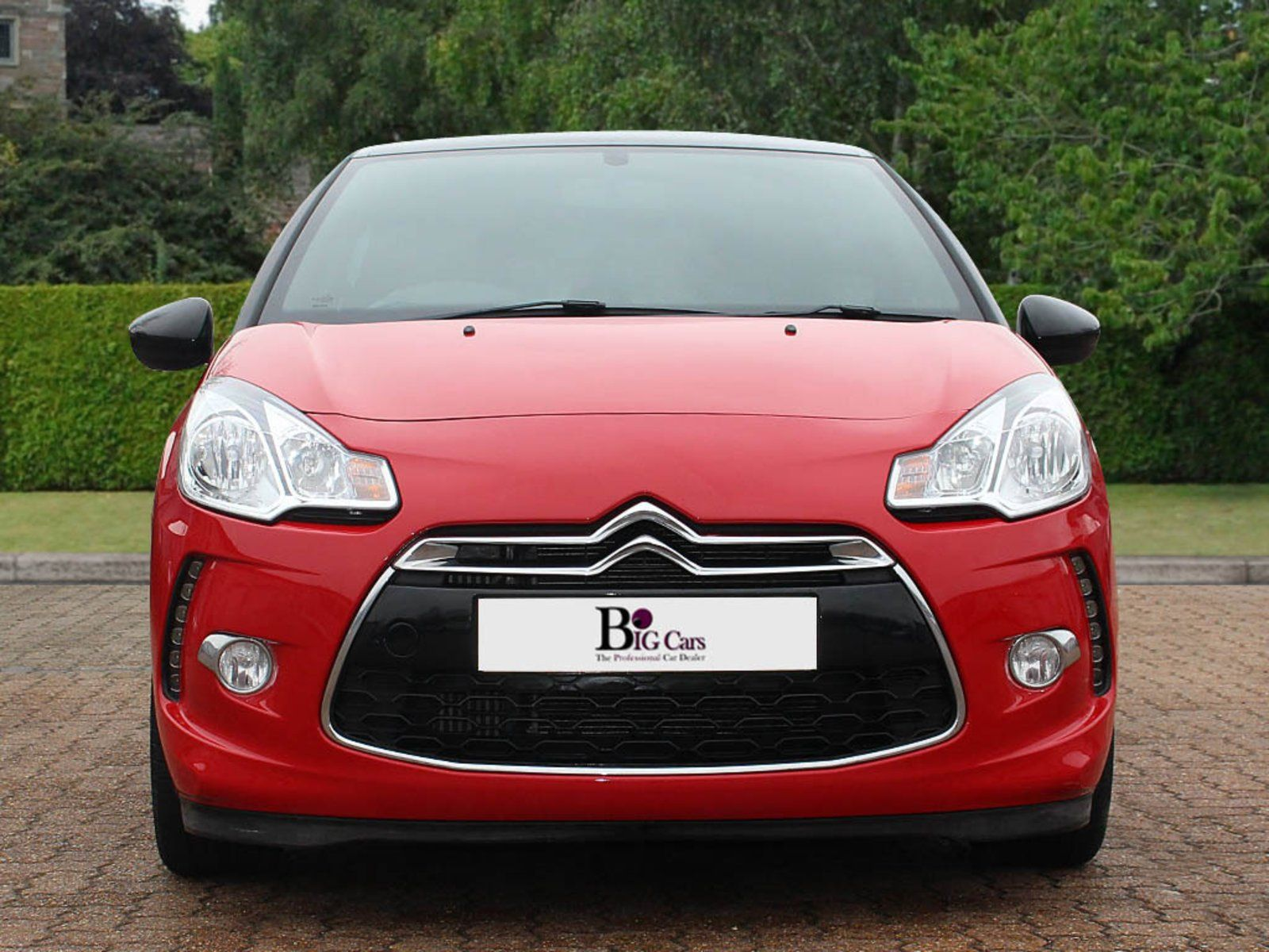Citroen DS3 Dstyle EHdi http//www.bigcars.co.uk/used