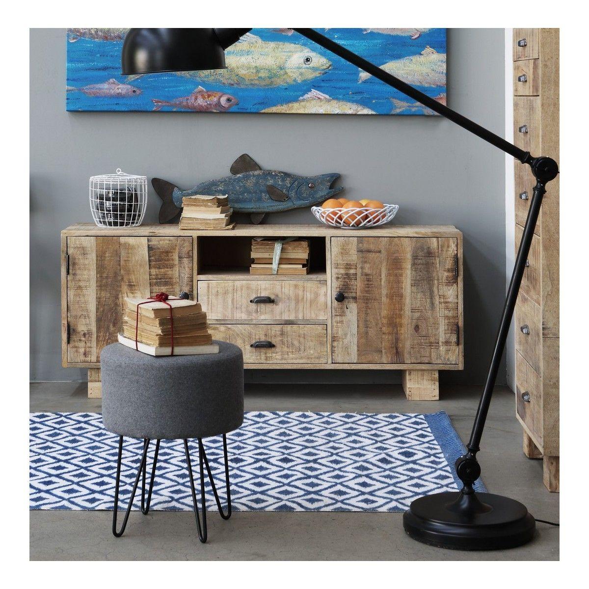 Arredamento country vintage industrial loft urban shabby chic - Porta Tv Norway Porta Tv Vintage Porta Tv Industrial
