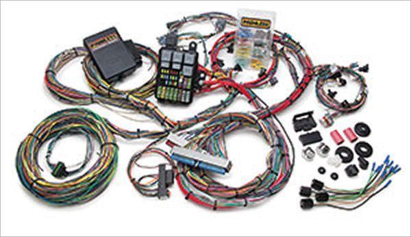 Painless Wiring Harness Ls3 : Painless performance wiring kit photo ls engine