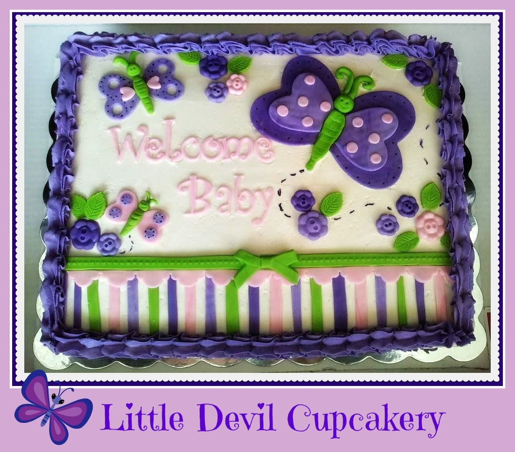 40++ Butterfly cake ideas for baby shower inspirations