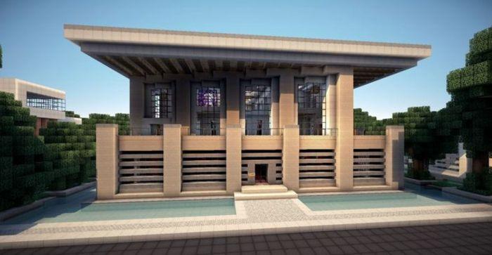 Minecraft Häuser Modern moderne häuser mehr als 160 unikale beispiele