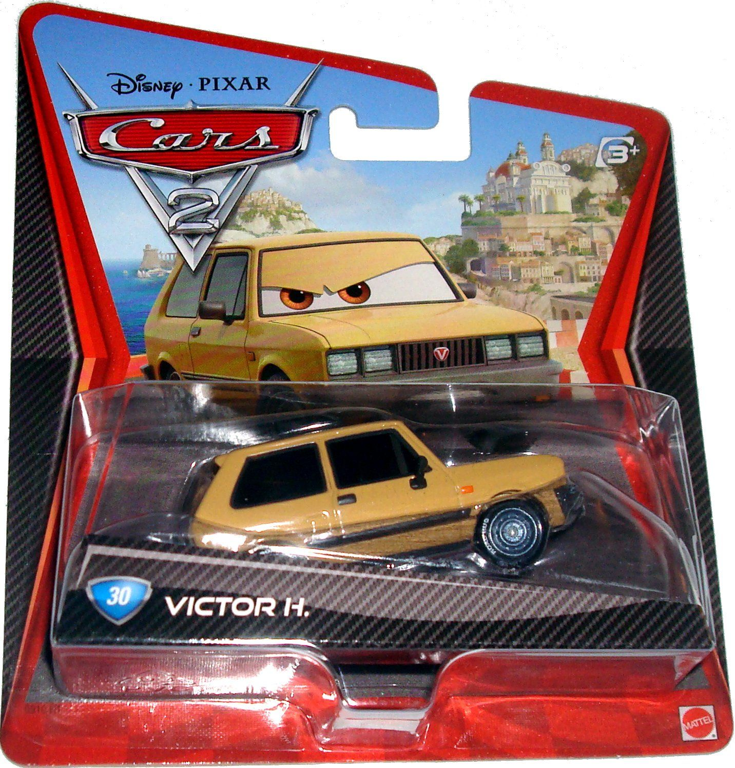 Disney Pixar Cars 2 Movie 155 Die Cast Car 30 Victor H