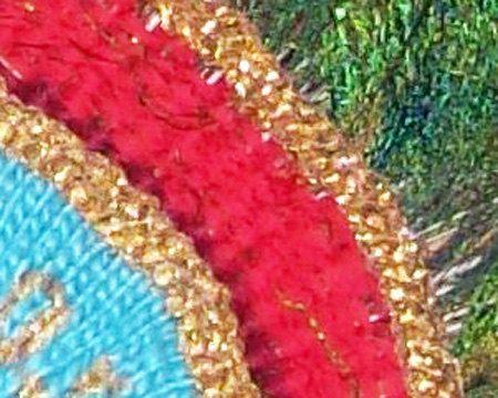 King Montezuma's Aztec Tribal Feather Headdress. by TentacleStudio