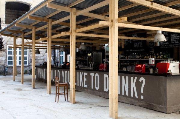 waaaat? | amoeba group + szoke gergelyt : anker't ruin bar | Architecture