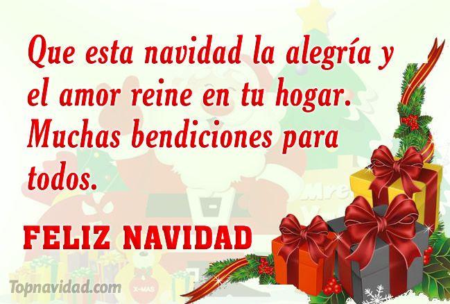 Las Mejores Felicitaciones De Navidad En Imagenes Con Frases