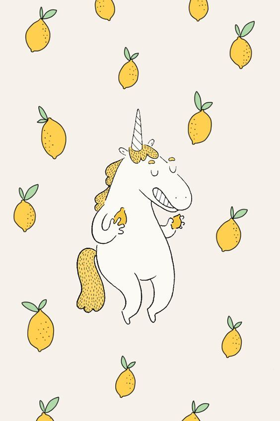 Lemon Background And Wallpaper Image Summermayaugust Quirky Wallpaper Funny Wallpapers Kawaii Wallpaper