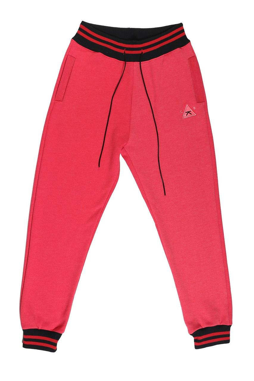 KARL KANI   SIGNATURE SWEAT PANTS   RED - WILD STYLE Pantalones De Chándal 9455a27f546