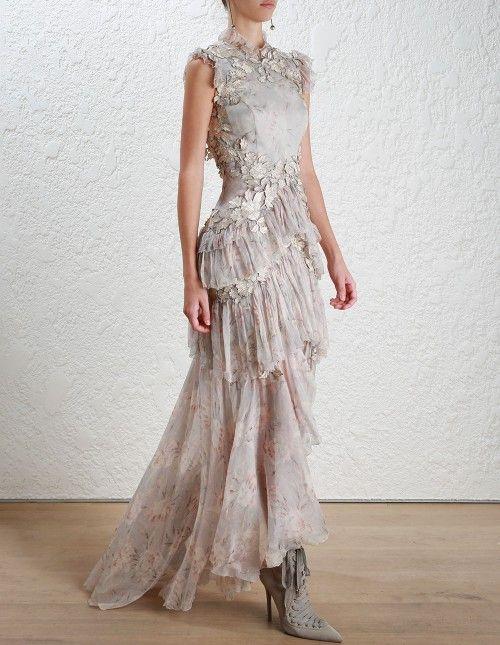 6844d7d2f8dc Zimmermann Stranded Tier Dress. Model Image. | DRESSY STYLE ...