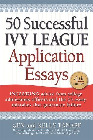 Ivy league essays