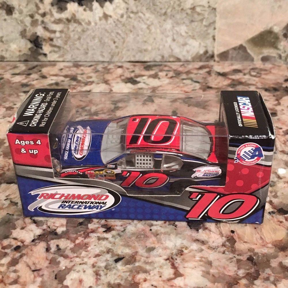 2007 Richmond International Raceway NASCAR 1//64 DieCast Car