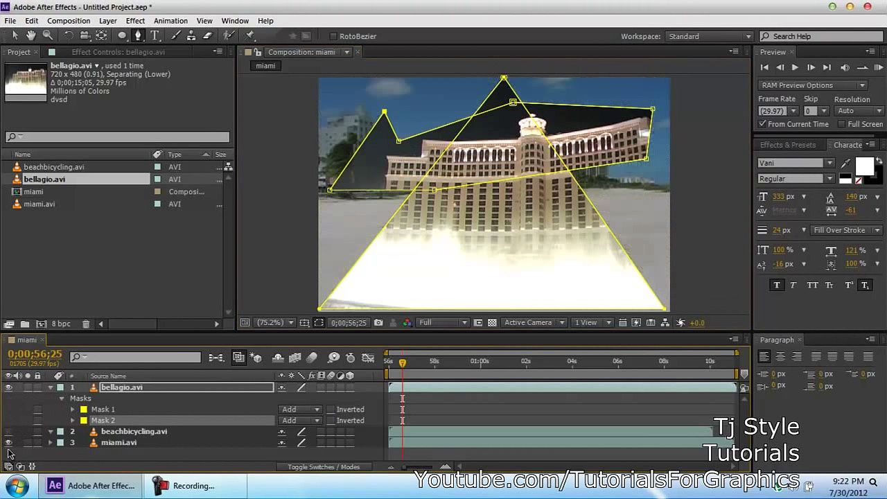 Adobe After Effects About Introduction To Pentool 11 Video