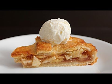 YouTube Apple pie recipe homemade, Apple pie recipes