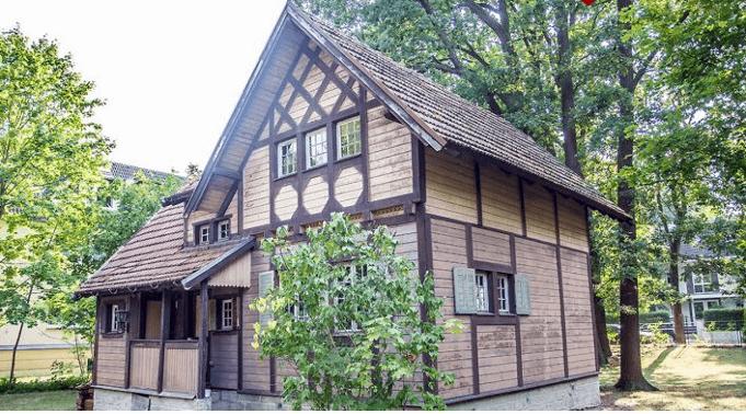 Köpenick Haus an Abholer zu verschenken Sommerhaus