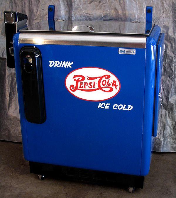 Old Coke Machines For Sale Cheap Vintage Pepsi Machine