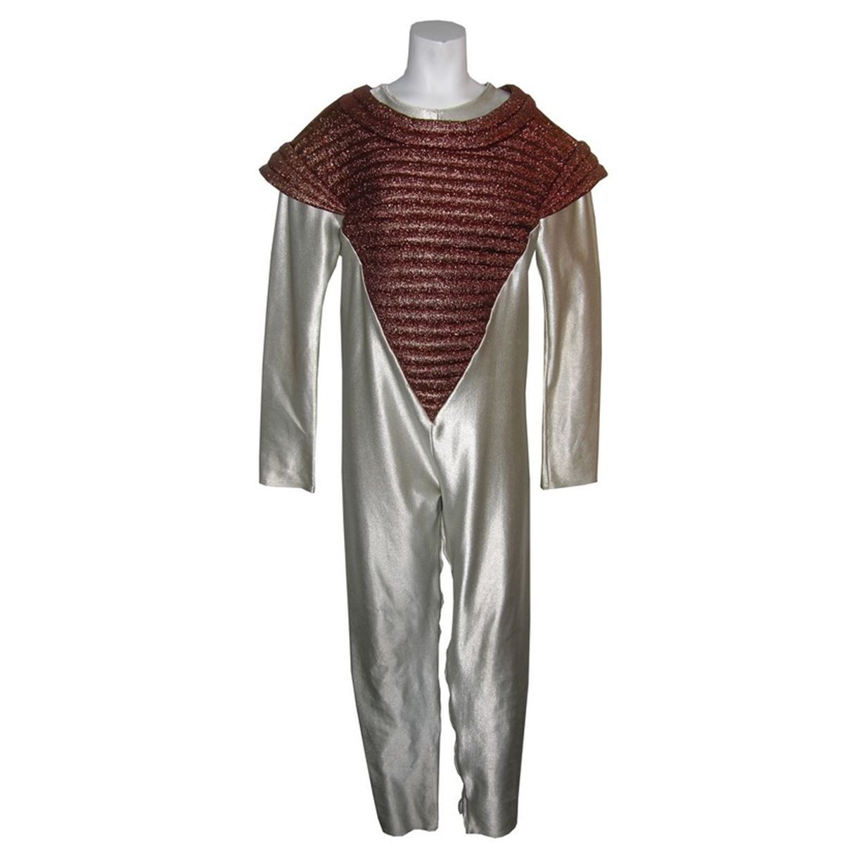 Gold and white outer space costume costume ideas for Outer space outfit