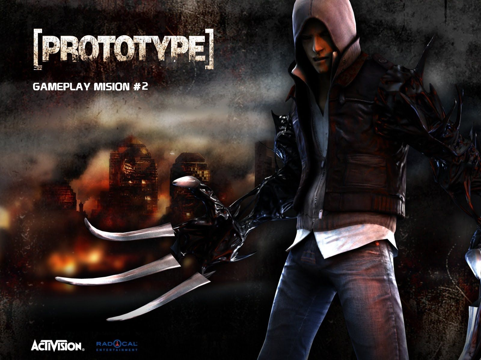 prototype gameplay mision 2 | gameplays | pinterest