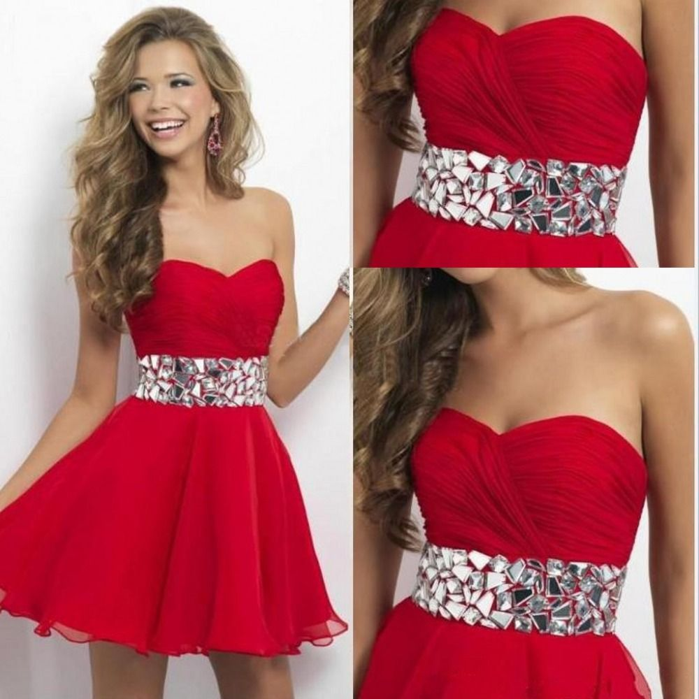 Silk Backless Dress With Bow Detail - Raspberry Silk With Short ...