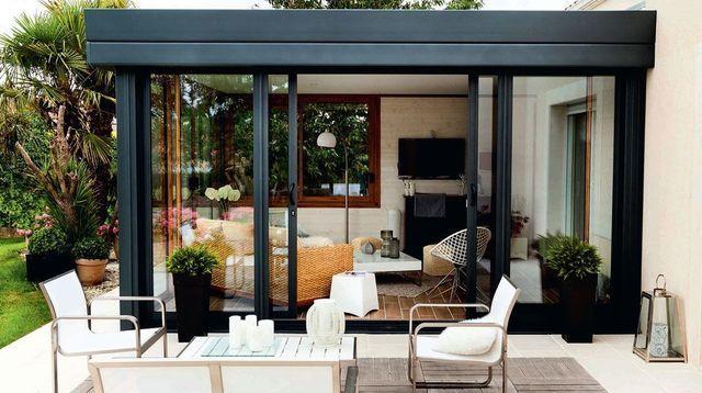 Construire une véranda : nos conseils | Idée déco véranda, Deco veranda, Veranda