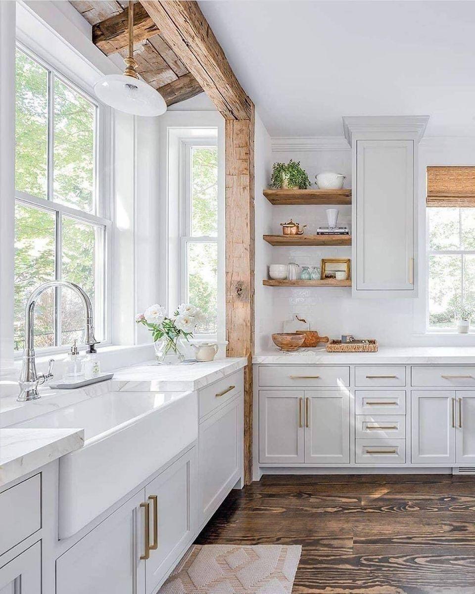 Farmhouse Kitchen Interior Design Kitchen Kitchen Style Kitchen Interior Home kitchen interior design