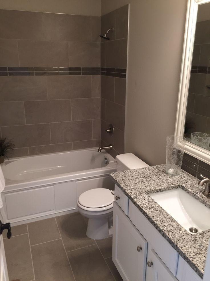 43 Small Bathroom Decor Ideas With Blending Functionality And Style 10 Lingoistica Com Bathroom Renovation Diy Small Bathroom Bathroom Remodel Shower