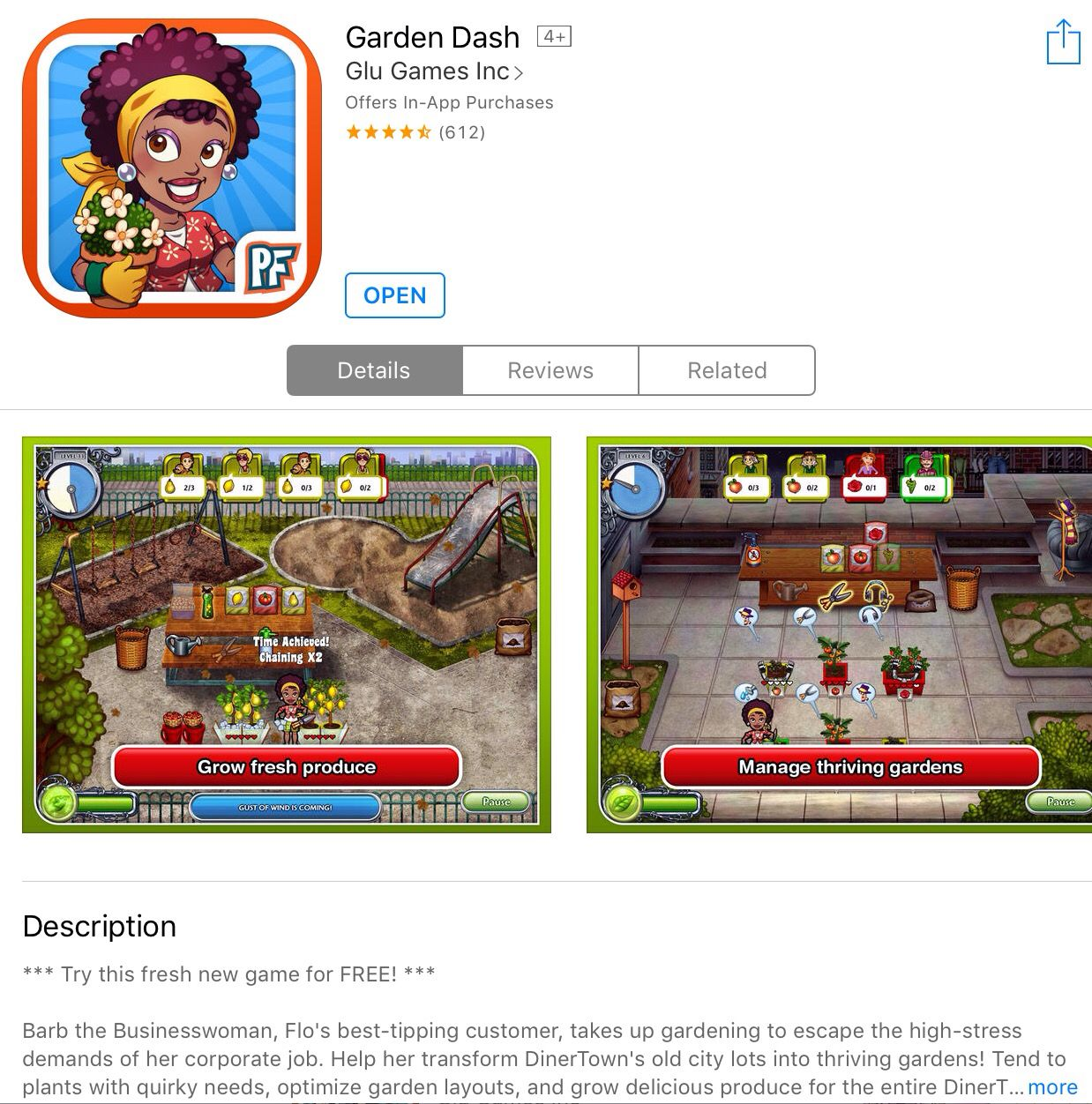 Beat All Levels But Love This Game Free Games Thriving Garden