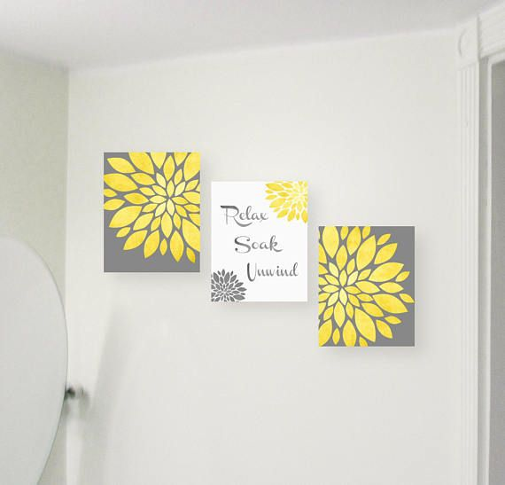 Set of 3 PRINTS or CANVAS - choose what you want in the drop down ...