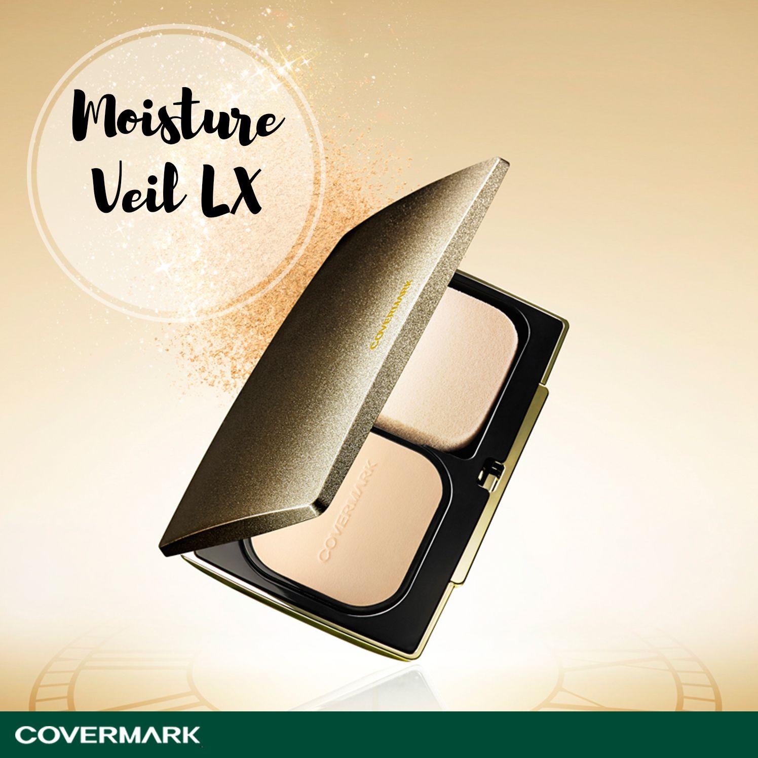 Moisture Veil LX Mengandung 2 jenis powder dengan