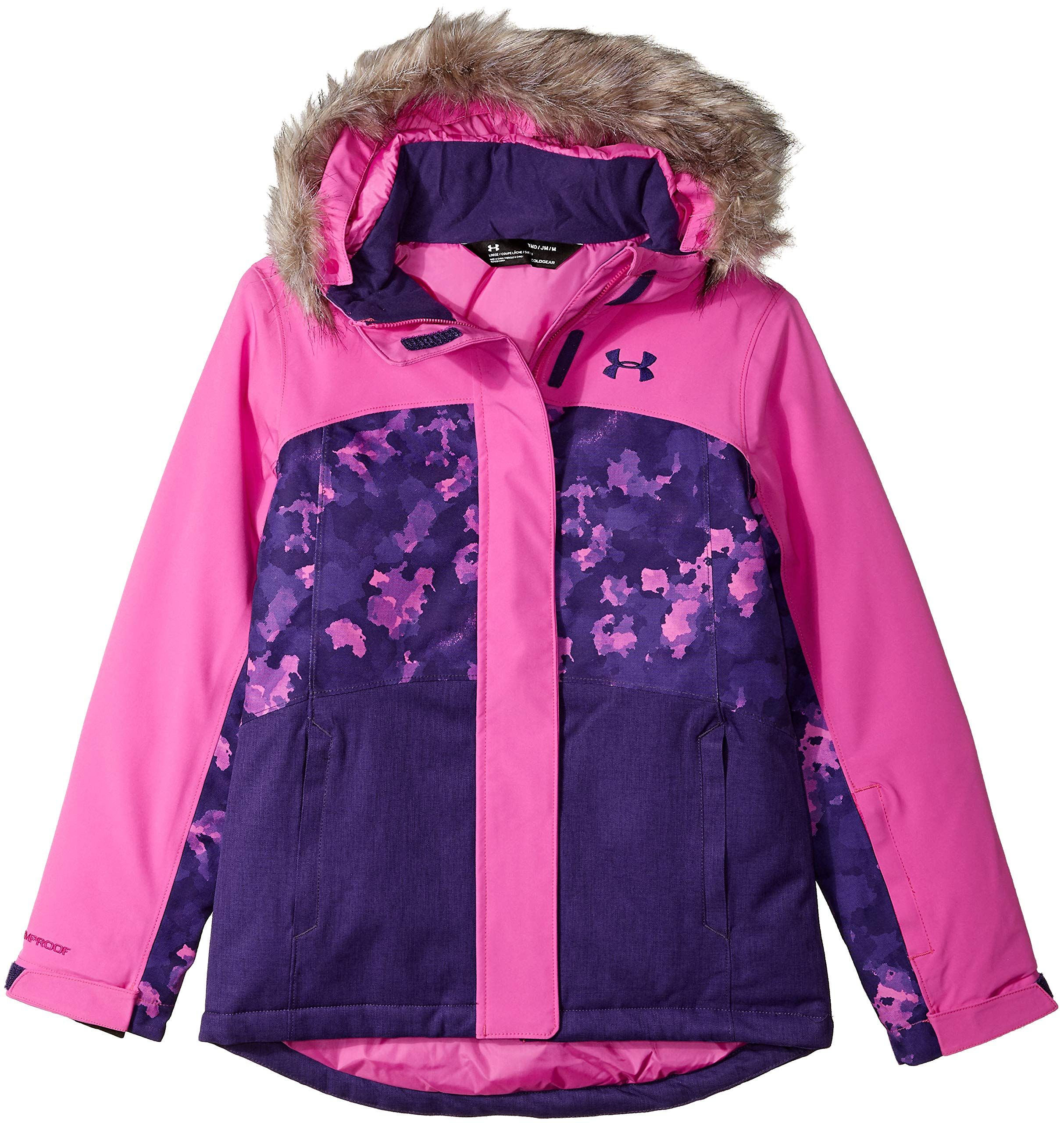 under armour girls jacket