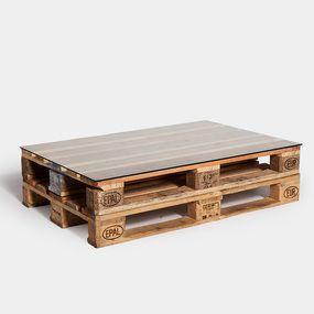 Mesa palet | Crimons