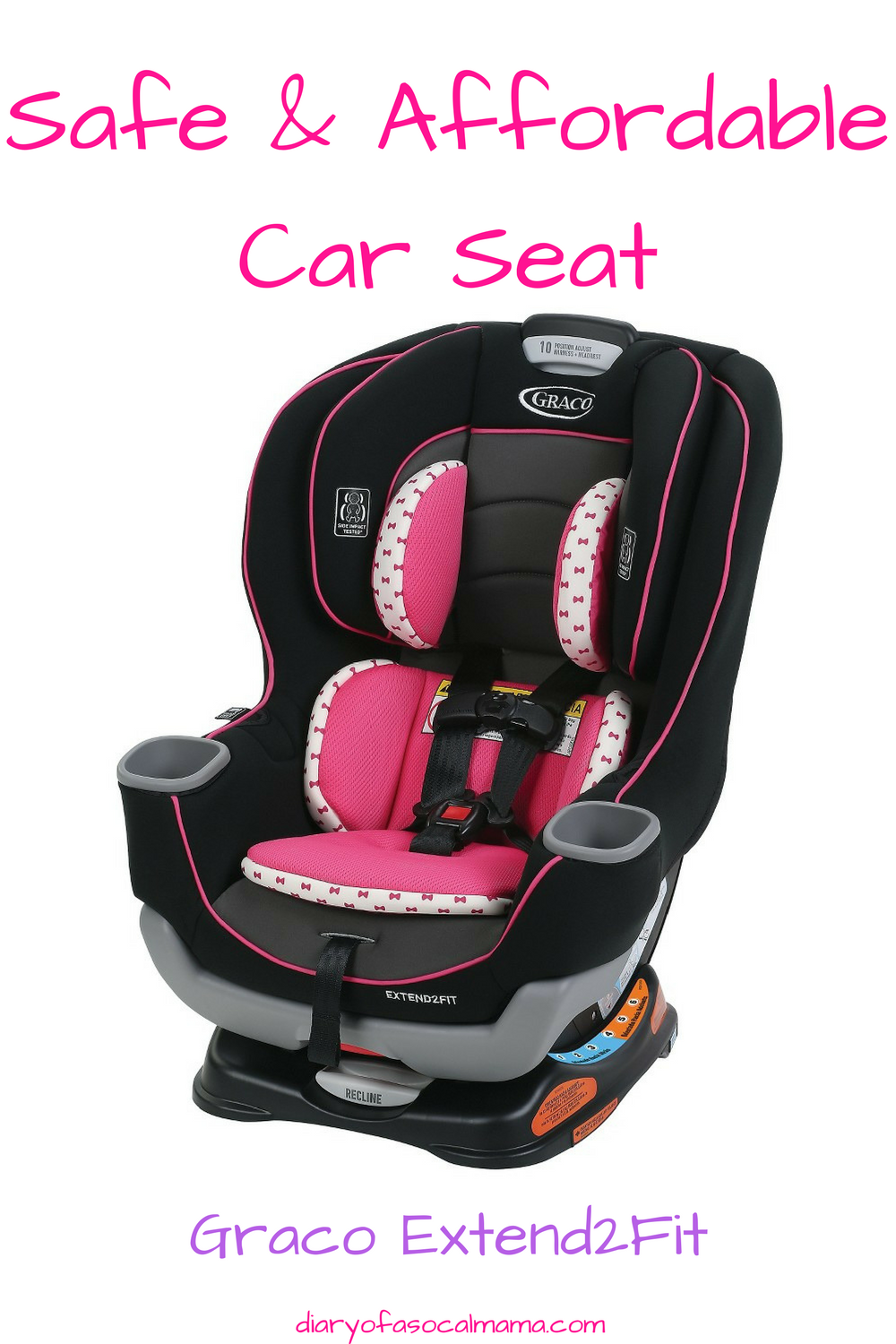 A safe & affordable car seat for your growing baby Baby