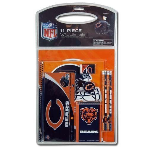 NFL Chicago Bears 11 Value Pack (CBVPK) NFL