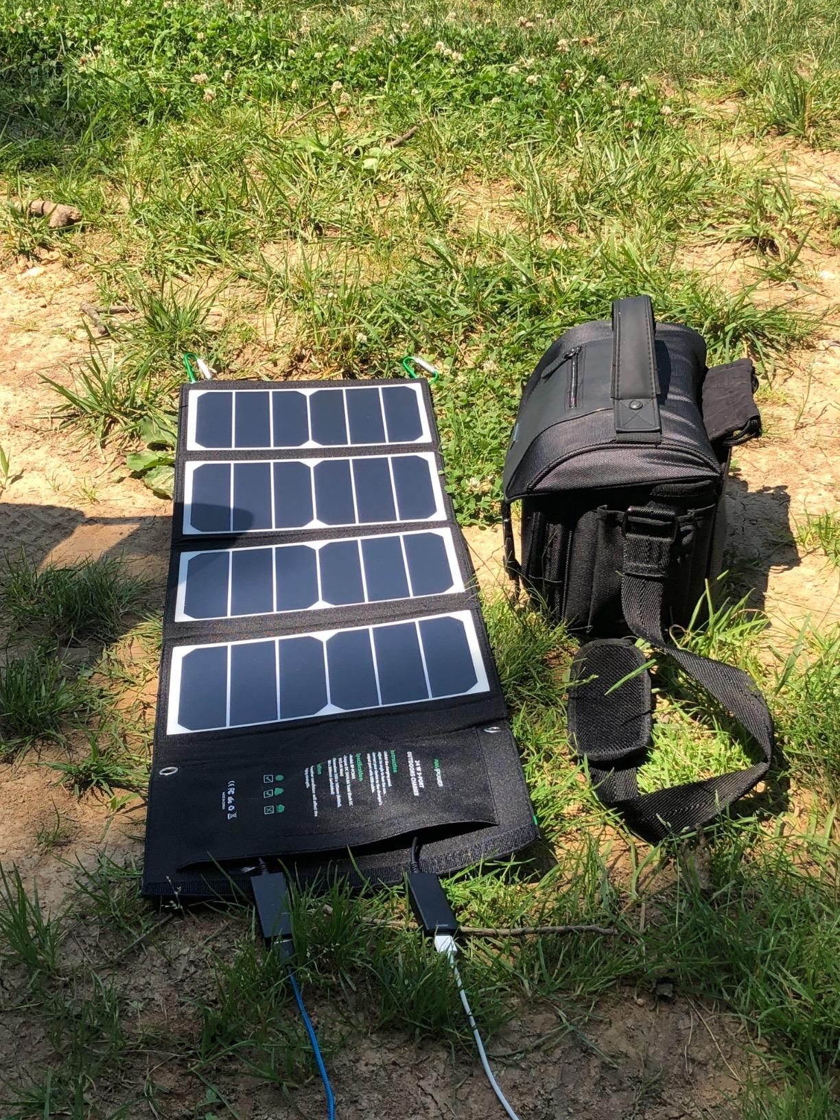 I Decided To Purchase The Ravpower 24w Solar Panel I Could Not Be Happier Super Durable And Very Responsive I Highly Re Solar Panels Best Solar Panels Solar