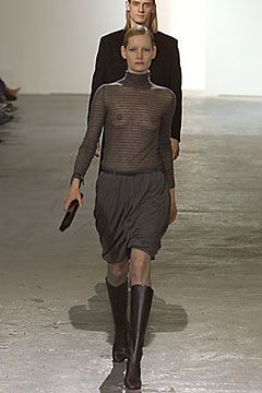 Helmut Lang Fall 2000 Ready-to-Wear Collection Slideshow on Style.com