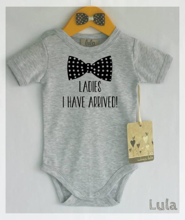 Cute modern baby boy clothes