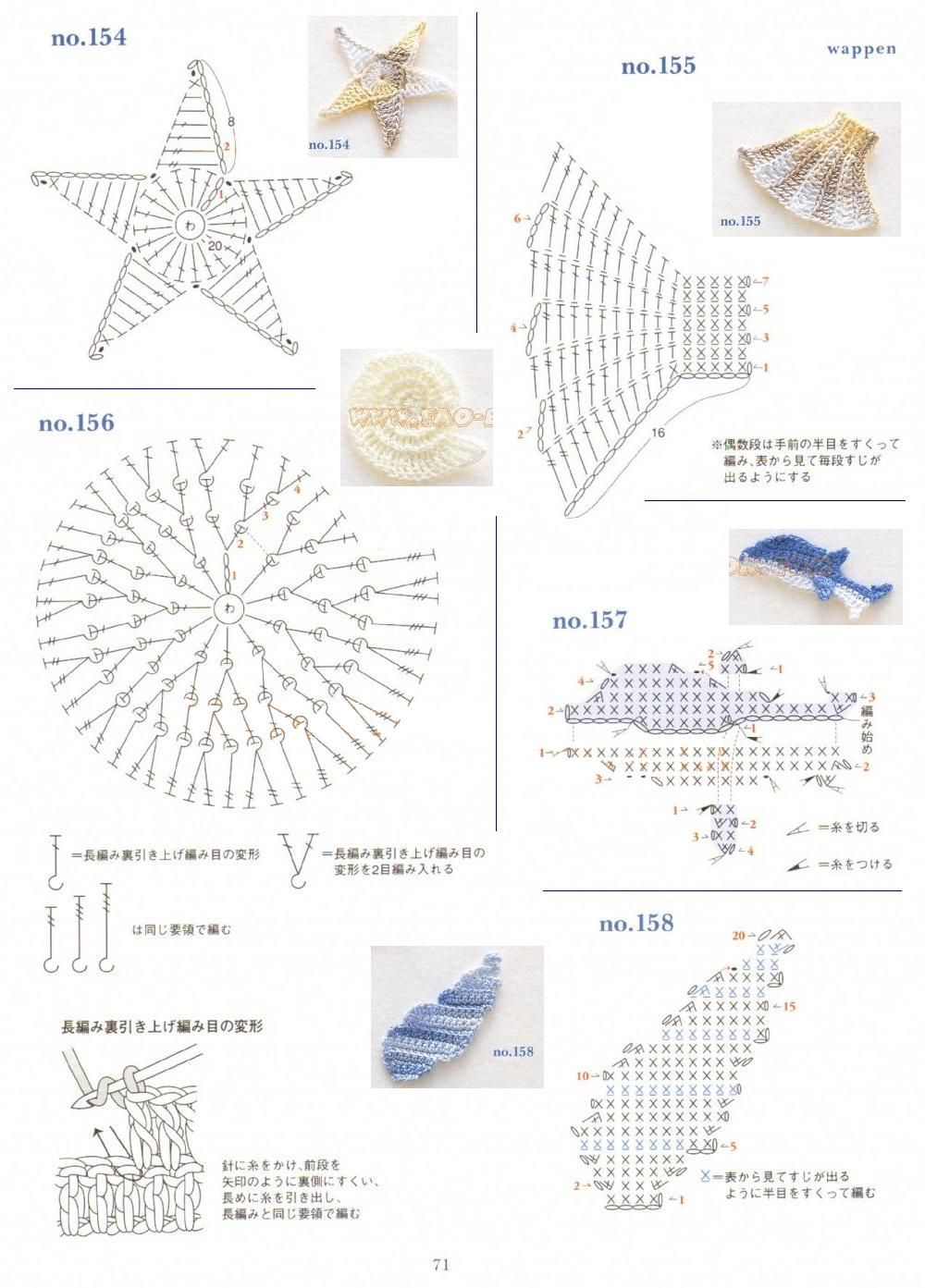 Of the Ocean diagram. Starfish, dolphin and seashells. These will be ...