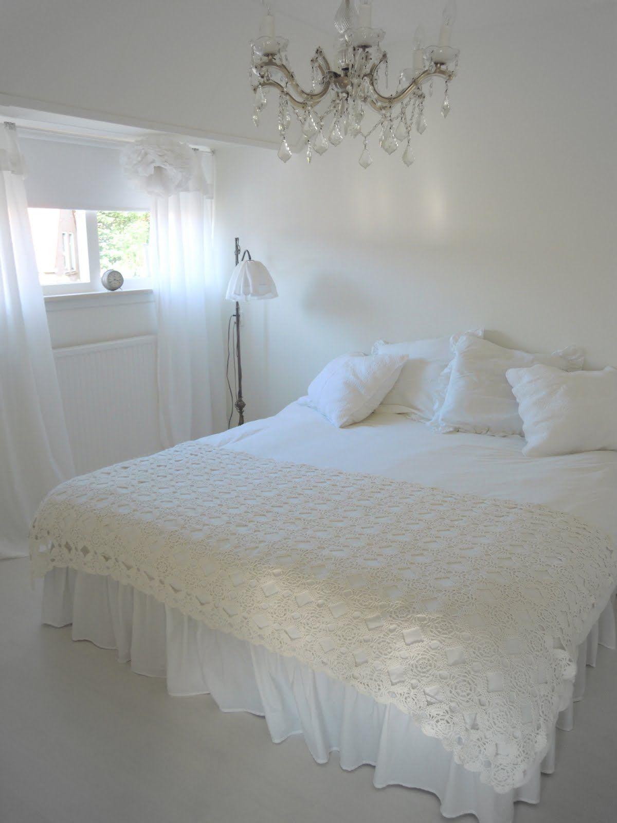 Lamp slaapkamer wit: industriele lamp mat wit l hanglampen ...