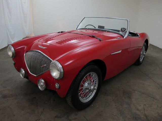 1953 austin healey 100 4 2 seater convertible sports car ultra rare right hand drive this. Black Bedroom Furniture Sets. Home Design Ideas