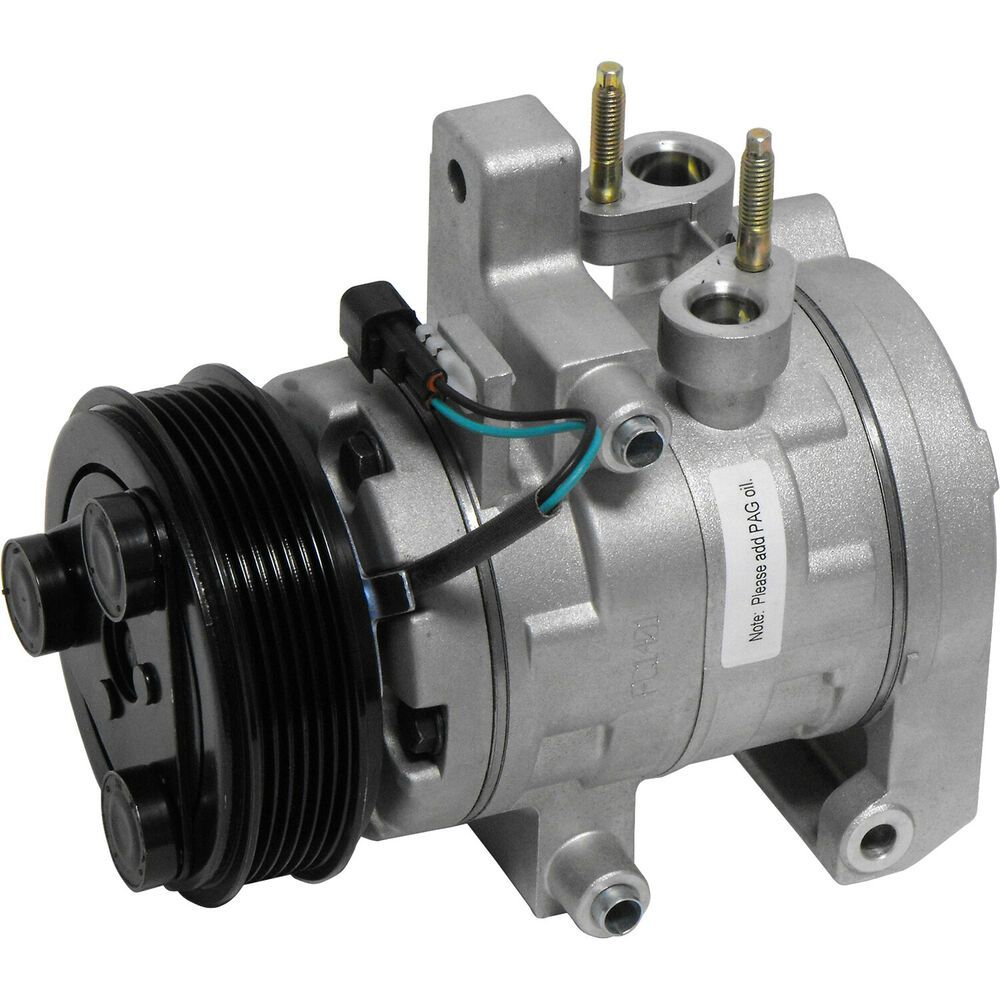 AC Air Conditioning Compressor w Clutch For 20112015 Ford