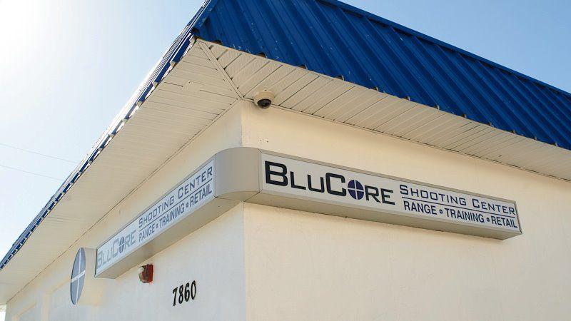 Blucore Shooting Center Shooting Range Firearms Training Shooting