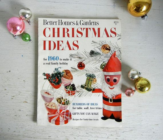 Better Home And Gardens Christmas Ideas 1960 edition of better homes and gardens christmas ideas magazine 1960 edition of better homes and gardens christmas ideas magazine workwithnaturefo