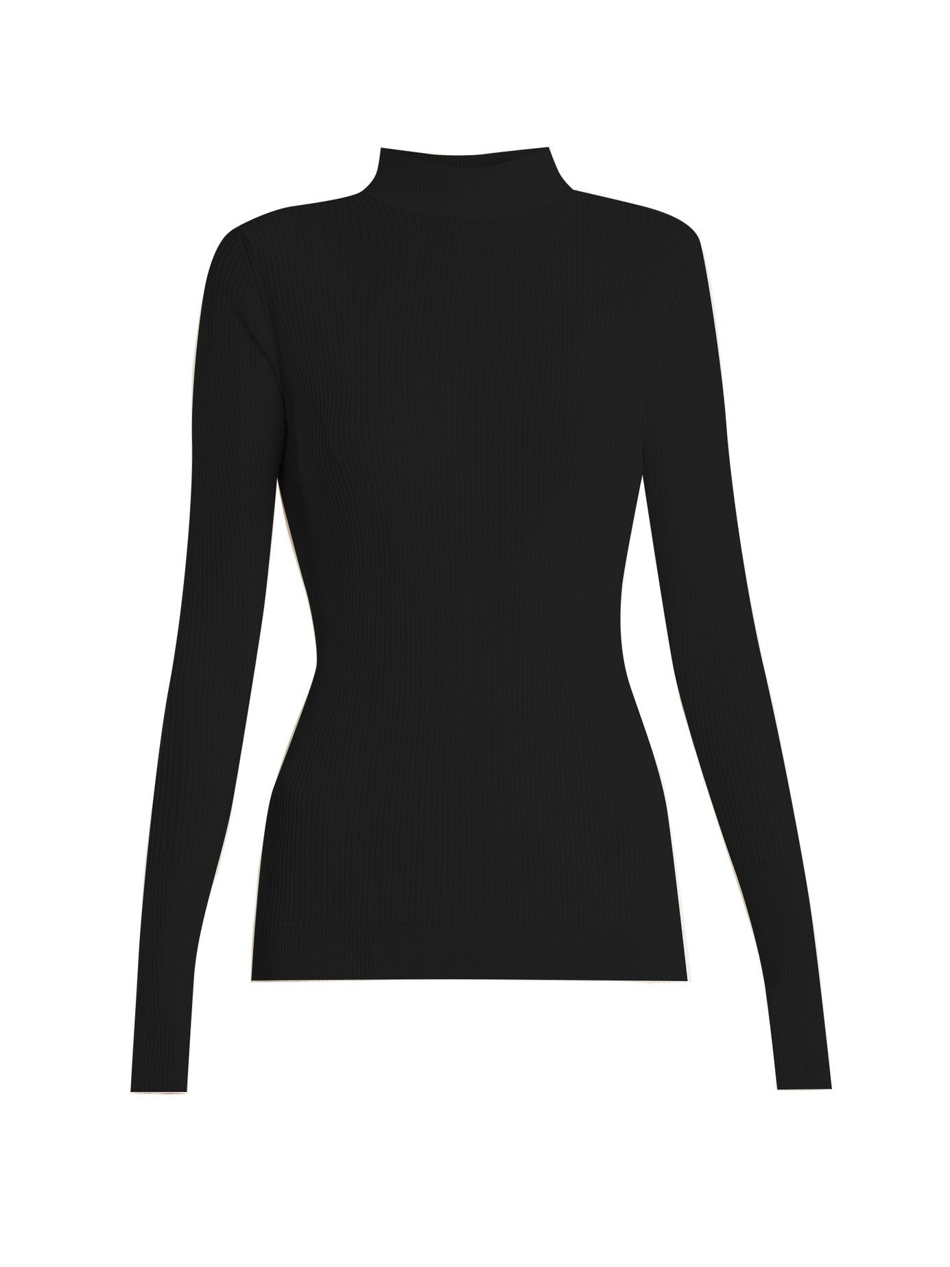 Roll-neck ribbed-knit sweater Simone Rocha Outlet Really Pay With Paypal Cheap Price Get To Buy Cheap Price Cheap Sale Huge Surprise umA0EitIV
