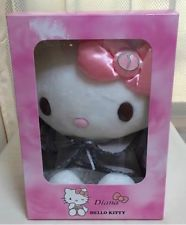 Rare Dianax Hello Kitty Plush Doll Limited Sanrio Japan Stuffed Cute kawaii New