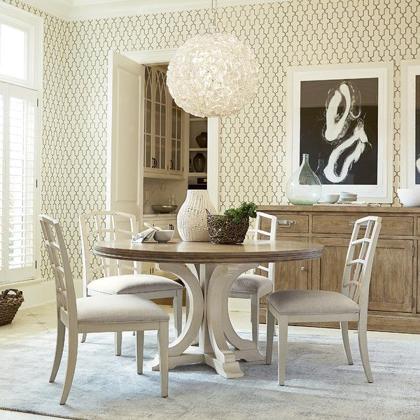 Laurel Foundry Modern Farmhouse Tristian Dining Table