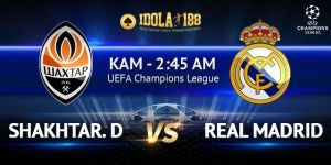 Prediksi Shakhtar Donetsk Vs Real Madrid 26 November 2015 Liga Champions Real Madrid Madrid