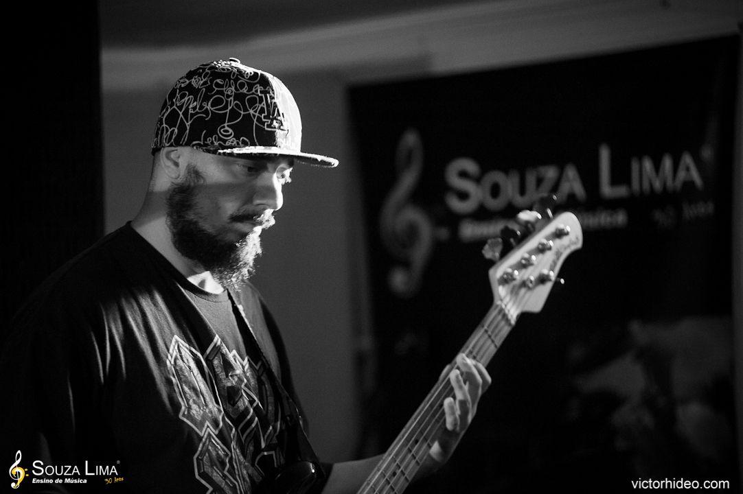 SL Bands UP (11/04/2013) - Banda Defakto de Fato - Photo: Victor Kobayashi