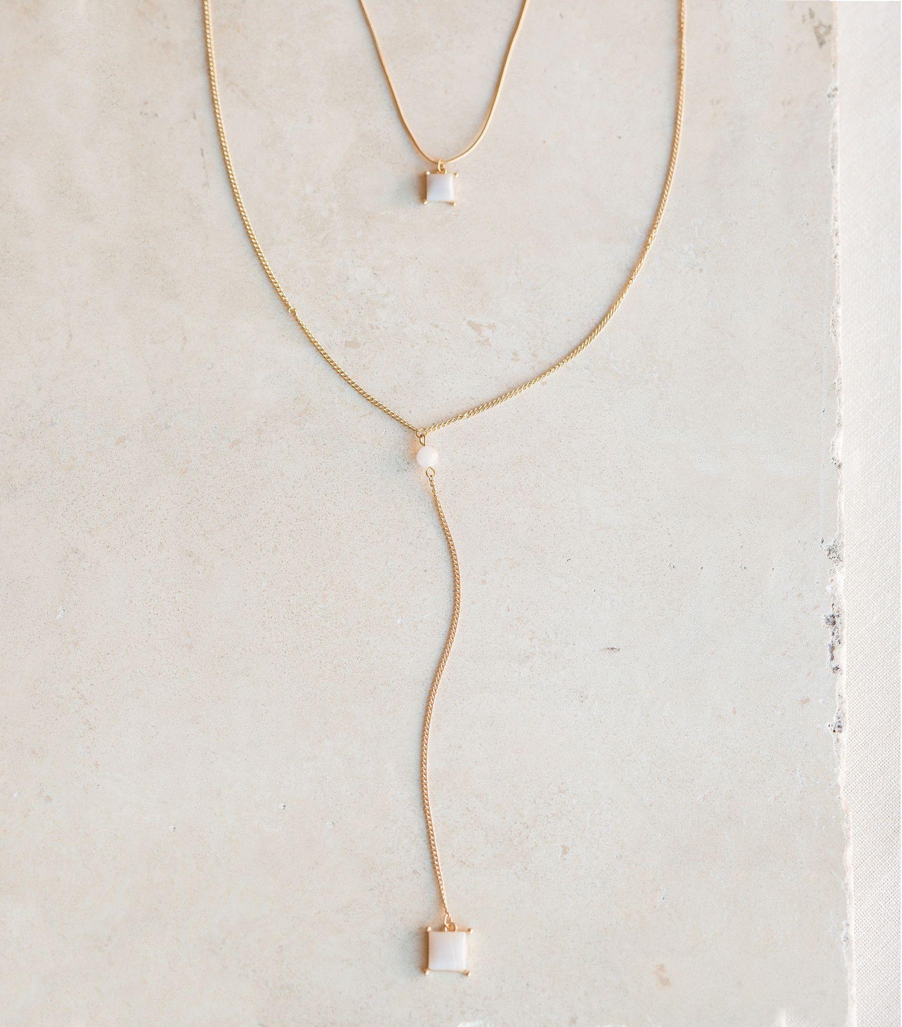 Longest Weekend Necklace